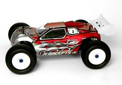 JConcepts Truggy body