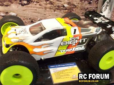 Team Losi Truggy