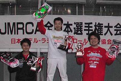 2006 Japanes EP Expert Nationals Podium