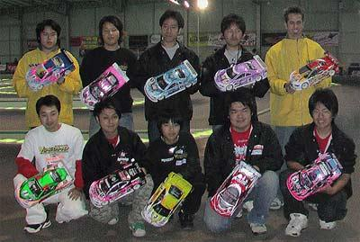 Top 10 2006 Japanes EP Nationals