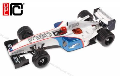 Serpent F180 - Red RC