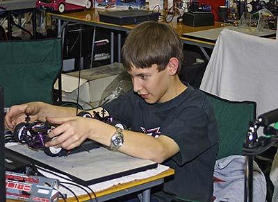 Elliot Harper Rug Racers