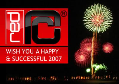 Red RC - Happy new year