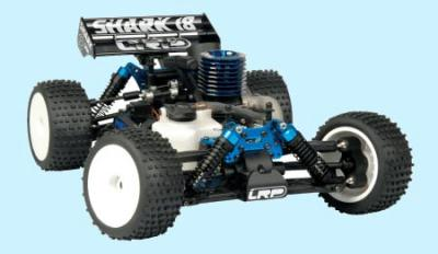 LRP Shark 1/18th Nitro Race Monster Truck