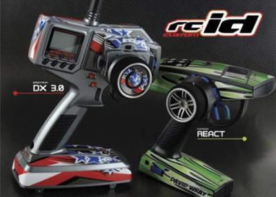 RCID Radio skins