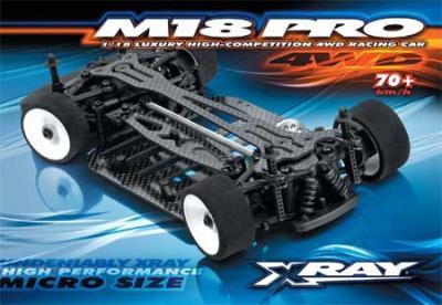 Xray M18 PRO