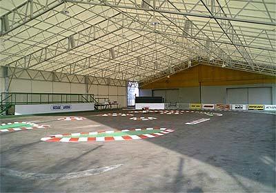 Yatabe Arena drift track