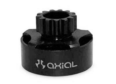 Axial clutch bells