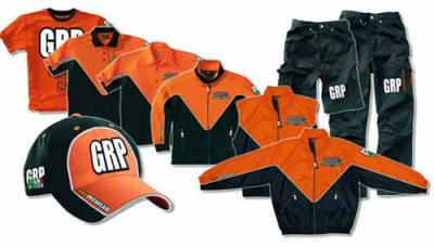 GRP release new clothing line