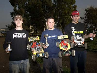 Dan Price wins Rd2 of the 2007 Israeli League