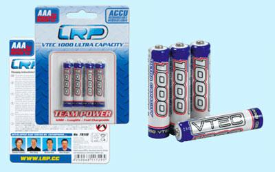 LRP VTEC AAA batteries