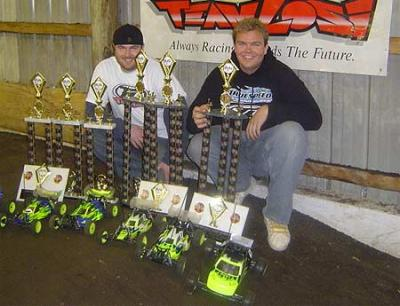Billy Fischer wins Dirt Champs in Missouri