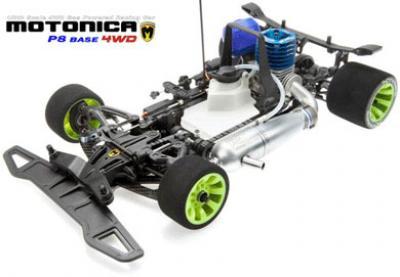 Motonica P8.0 Base