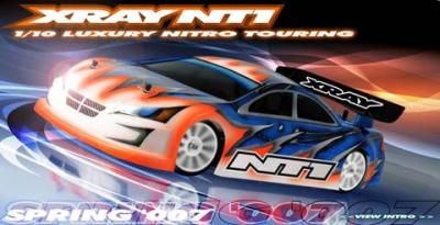 Xray NT1 wins first event