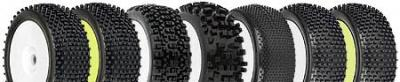 Pro Line pre mounted buggy tires