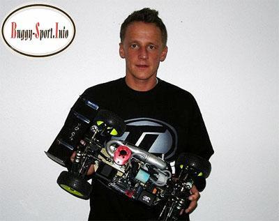 Sönke Matz to race Losi 8ight