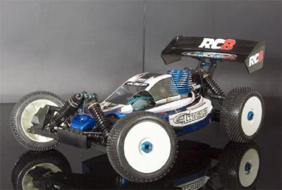 Team Associated RC8