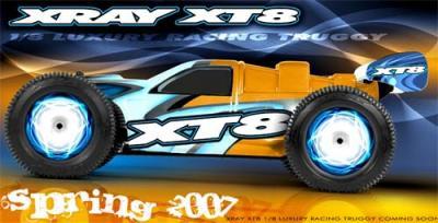 Xray XT8 Truggy