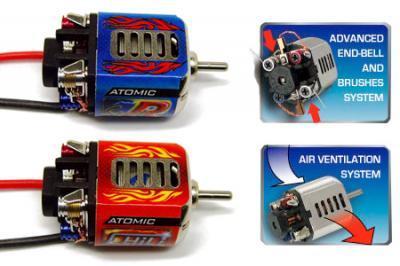 Atomic RC Evolution Motors
