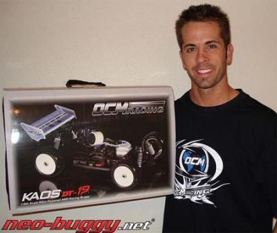 Billy Easton signs to OCM Racing & TQ fuels