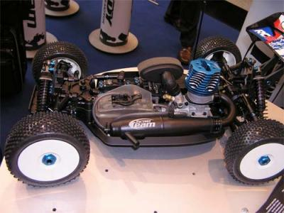 Associated RC8 Buggy
