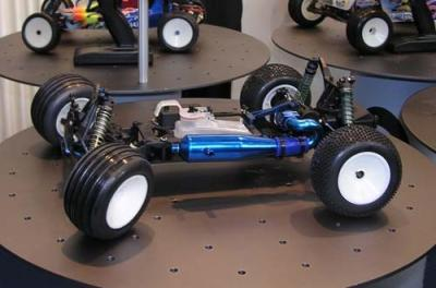 Associated GT2 1/10th buggy