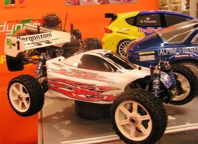 Bergonzoni R1 buggy