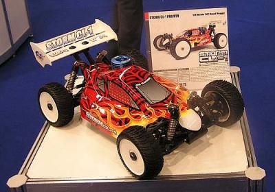 GS Storm buggy