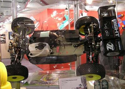 Team Losi 8ight buggy