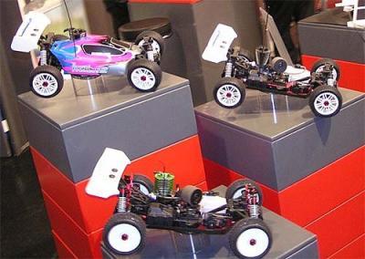 Robitronics buggy