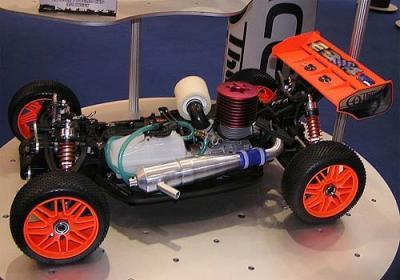 Thunder Tiger buggy