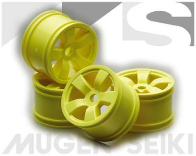 Mugen MBX-5 wheels for Proline tyres