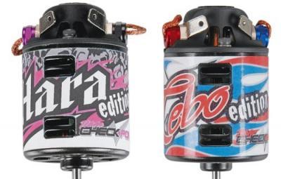 Team Checkpoint Hara and Tebo edition motors