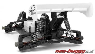Xray XB8EC buggy