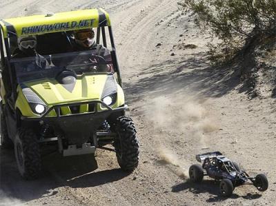 HPI Baja buggy