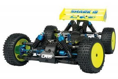 LRP Shark 18 Buggy factory