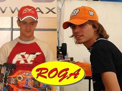 Roga fuel confirms Gomez and Batlle