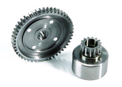 Robinson Racing Products steel gear for Losi 8ight