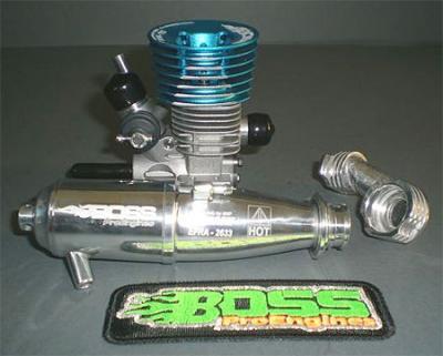 SM Boss .12 TC motor
