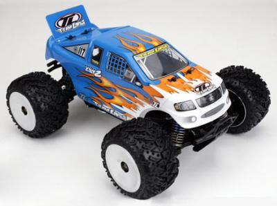 Team Losi Mini LST-2 Monster Truck