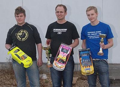 Graversen & Andersen win final DRCMU race