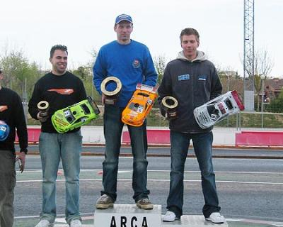 Darren Johnson wins Spanish EFRA GP