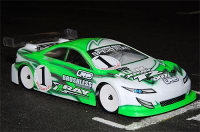 Cyril N'Diaye wins Rd2 French EP Nats - Red RC