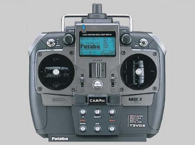 Futaba T3CVS 3-Channel 2.4GHz System