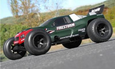 HPI Racing DSX-1 Truck body