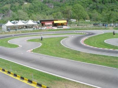 Lostallo track