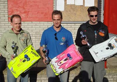 John Ermen wins Rd1 Dutch Nationals