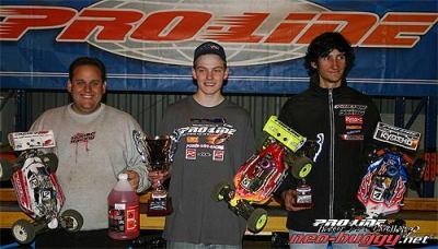 2007 Pro Line Indoor Challenge