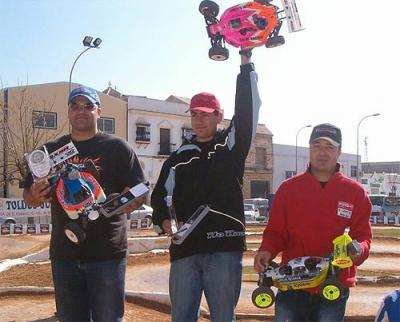 Gomez Salmeron wins Rd1 of Spanish Nats