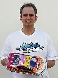 Steen Graversen joins Kyosho